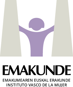 logotipo emakunde